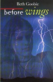 Book cover of Before Wings