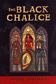Book cover of Black Chalice