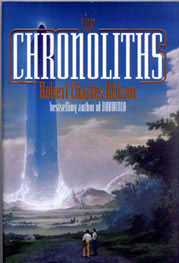 Book cover of The Chronoliths