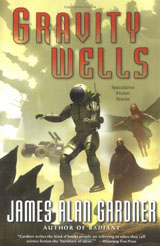 Book cover of Gravity Wells