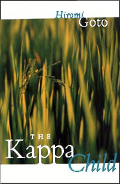 Book cover of The Kappa Child