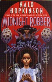 Book cover of Midnight Robber