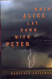 Book cover of When Alice Lay Down with Peter