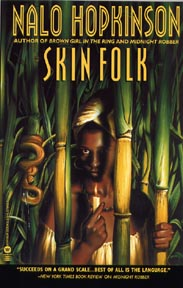 Book cover of Skin Folk