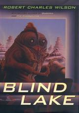 Book cover of Blind Lake
