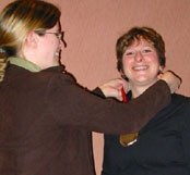 Holly Phillips receives 2006 Sunburst Award