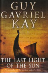 Book cover of The Last Light of the Sun
